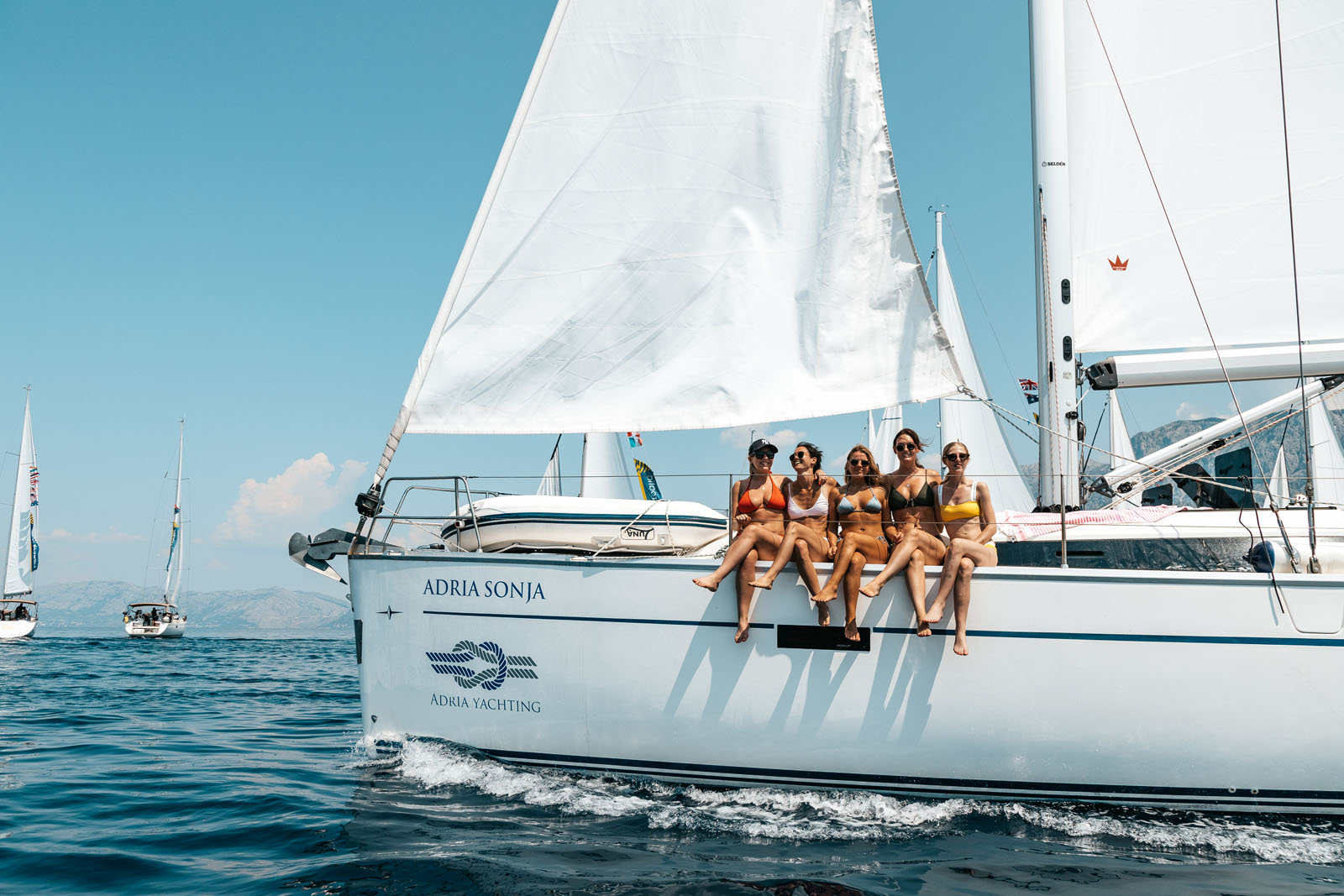 Why You Don't Want To Miss SailWeek Summer 2021